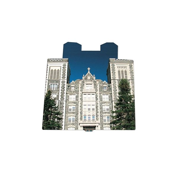 Promotional Castle Window Sign - Paper Products