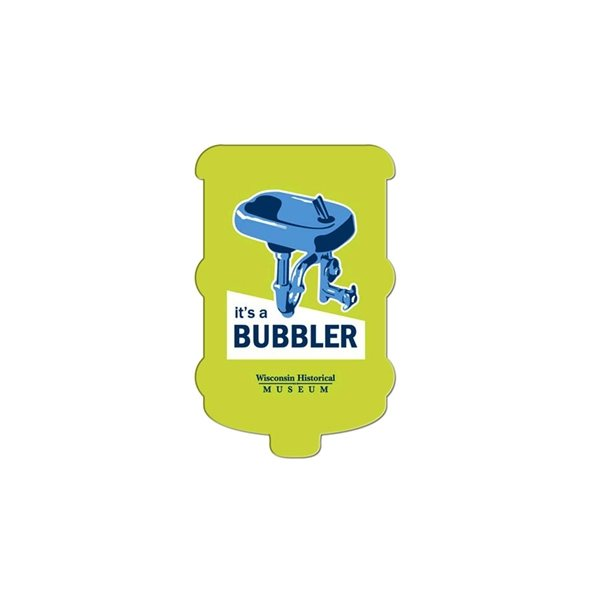 Promotional Water Cooler Window Sign - Paper Products
