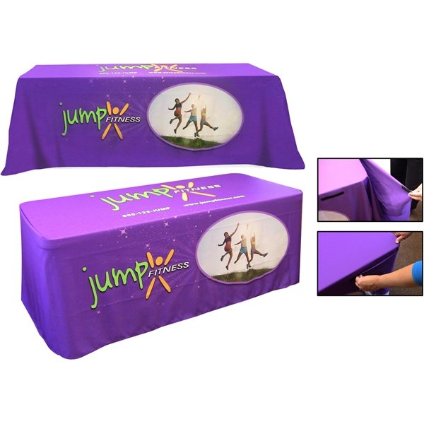 Promotional Convertible Table Cover