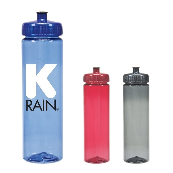 Promotional 25 oz EK Color Bottle