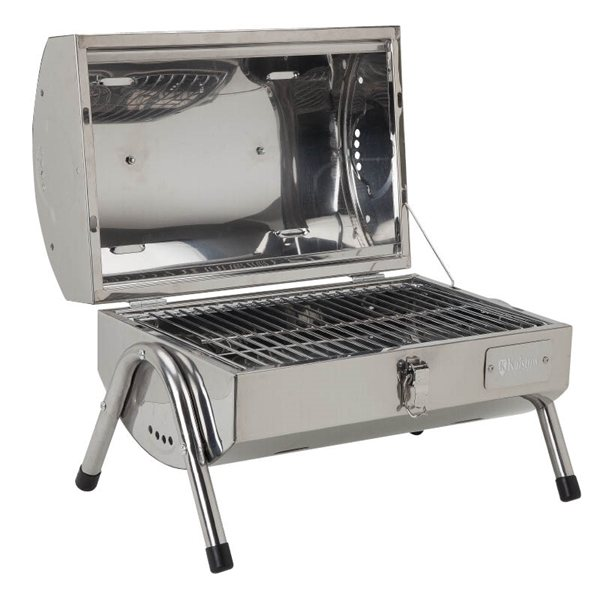 Promotional Cambria Stainless Steel Portable Barbeque (BBQ) Grill