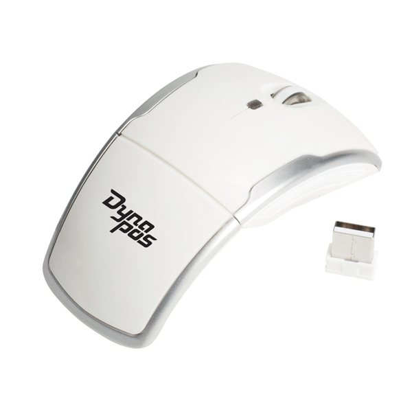 Promotional Foldable Wireless Optical Mouse