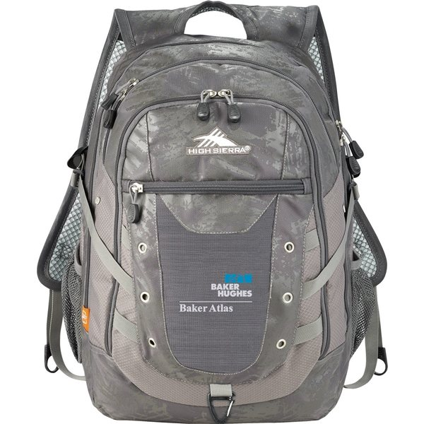 Promotional High Sierra(R) Tactic 17 Computer Backpack
