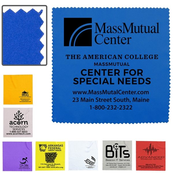Promotional Microfiber Cleaning Cloth