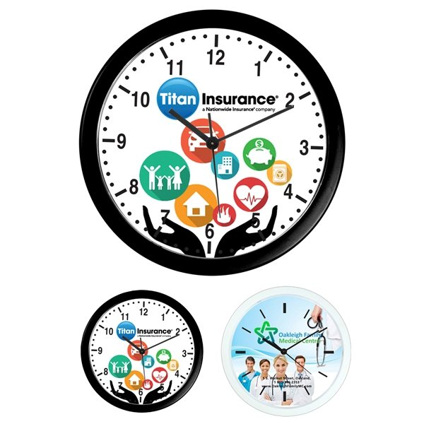 Promotional Custom 10 Wall Clock