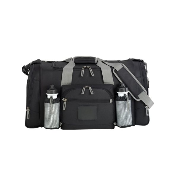 Promotional Expedition Duffel with Ventilated Zippered Pockets