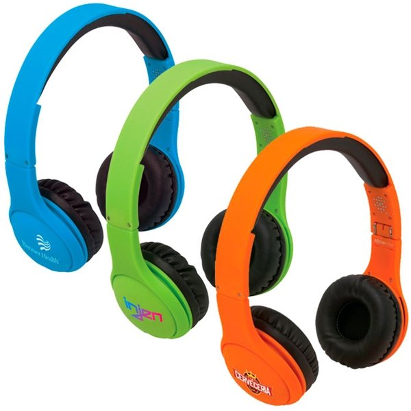 Promotional Boompods(TM) Headphones