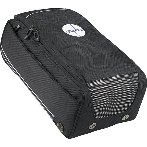 Promotional Cutter Buck(R) Tour Deluxe Shoe Bag