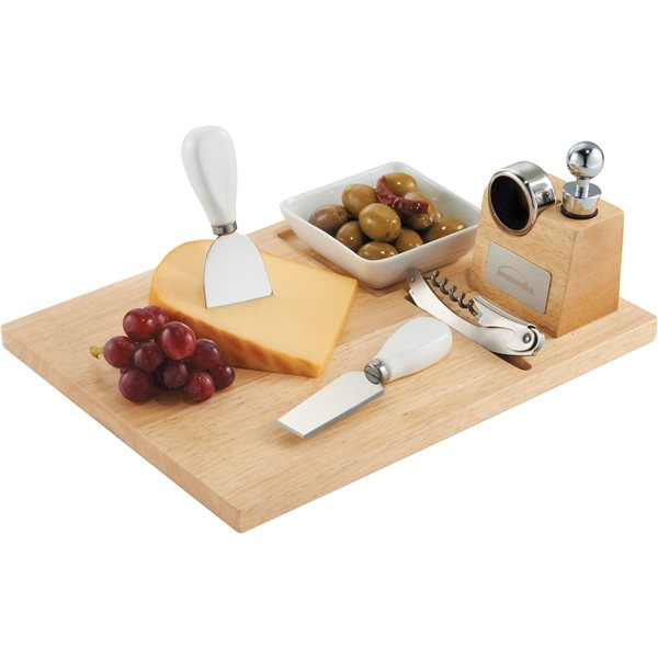 Promotional Entertainer Wine Cheese Board
