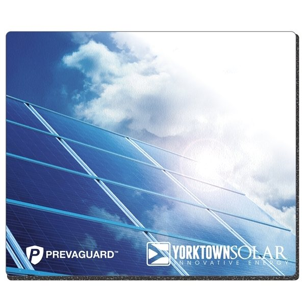 Promotional BIC(R) Antimicrobial Mouse Pad (7-1/2 x 8-1/2)