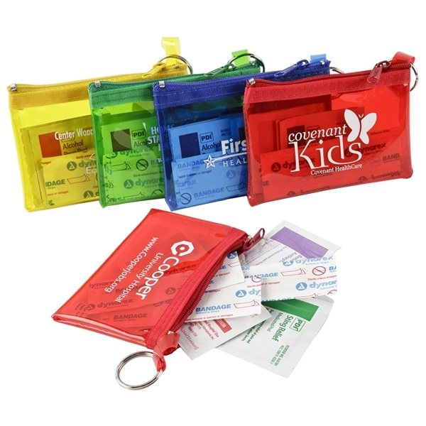 Promotional Sun Care First Aid Kit