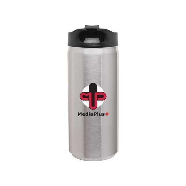 Promotional 12 oz SS Can - Stainless