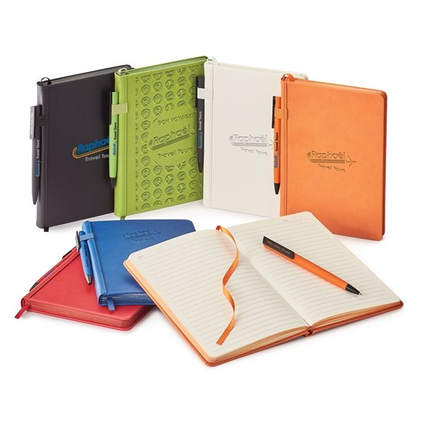 Promotional Donald Hard Cover Journal Combo
