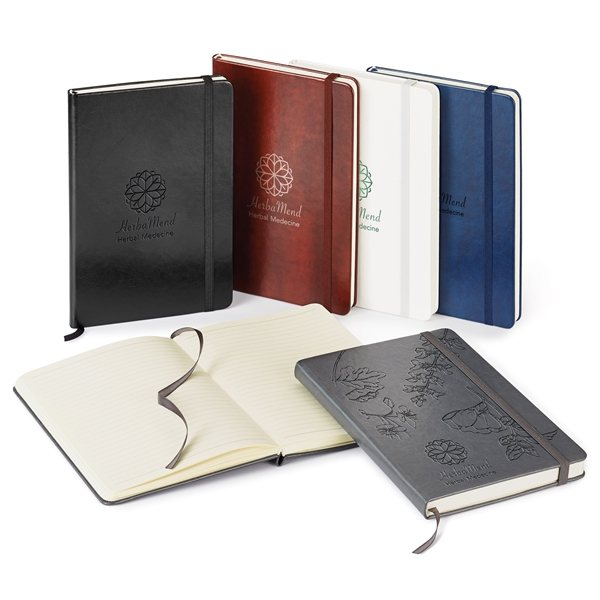 Promotional Fabrizio Hard Cover Journal