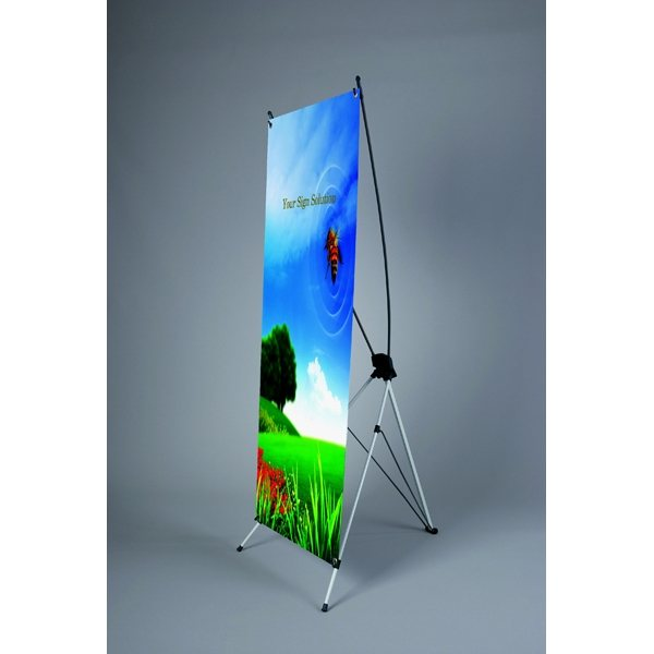 Promotional Aluminate X - Stand - 24 x 63