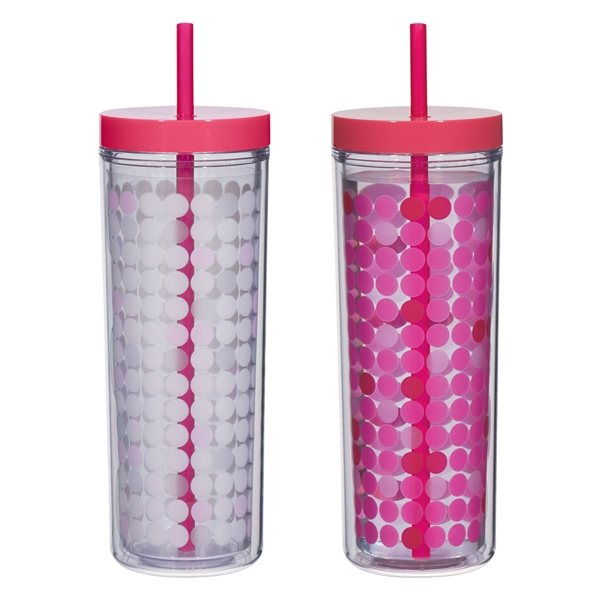 Promotional 16 oz Color Changing Tumbler