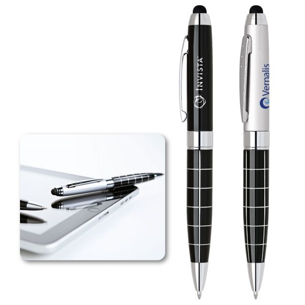 Promotional Cartesian Touch Stylus Pen