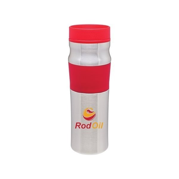 Promotional SS Milo 16oz Red Double Wall Stainless Steel with Foam Insulation Tumbler