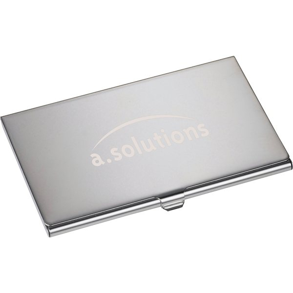 Promotional Traverse Business Card Holder