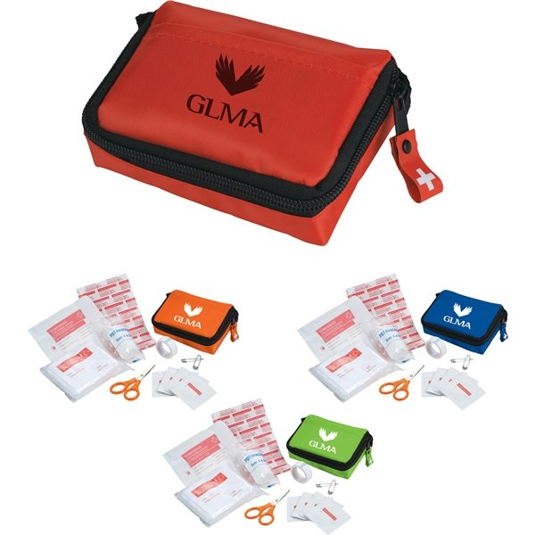 Promotional Bolt 20 Piece First Aid Kit
