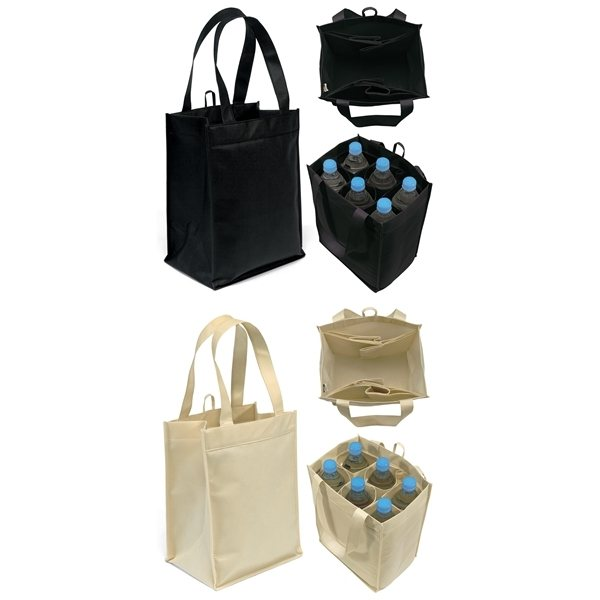 Promotional Cubby Tote