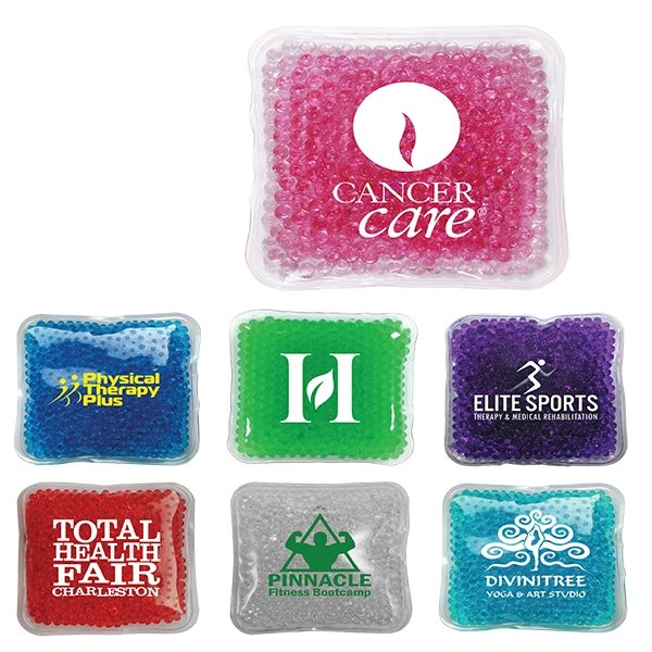 Promotional Gel Bead Hot / Cold Pack
