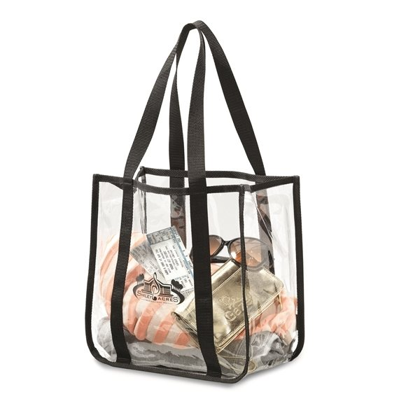 Promotional Clear Event Tote