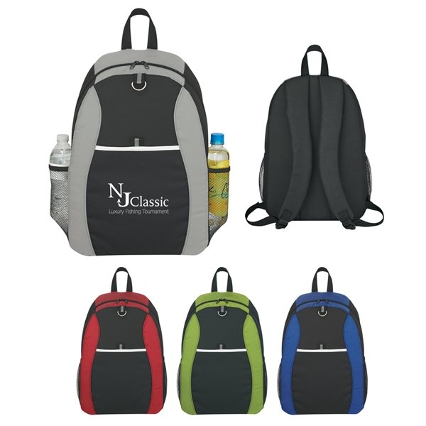 Promotional Polyester Sport Backpack