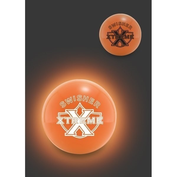 Promotional Glow Ball - Orange