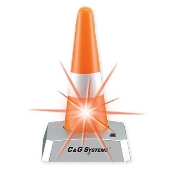 Promotional Blinking Traffic Cone