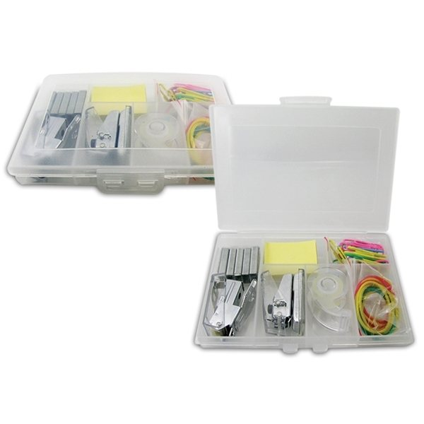 Promotional Clear Mini Stationery Set