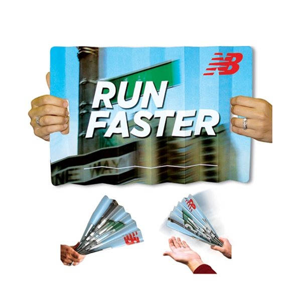 Promotional 17 Offset Bang A Banner - Paper Products
