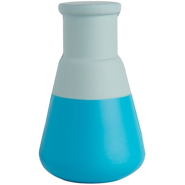 Promotional Beaker Squeezies Stress Reliever