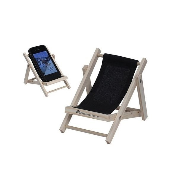 Promotional The Beach Cellphone Chair