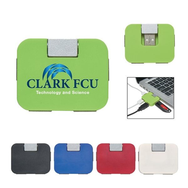 Promotional 4- Port USB Hub