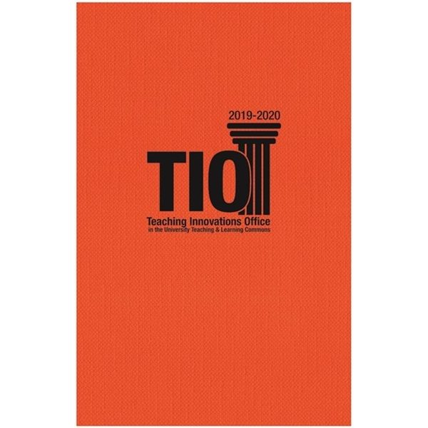 Promotional Academic Monthly Planners - Leatherette Monthly