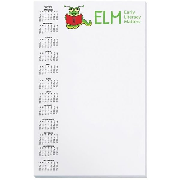 Promotional White Scratch Pads