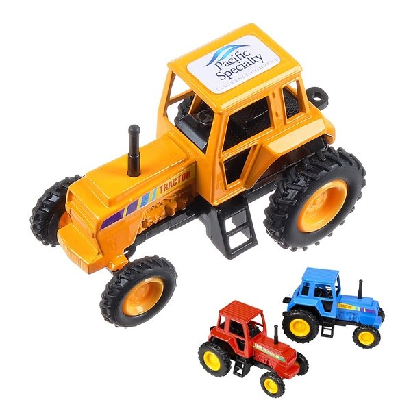 Promotional Die Cast Farm Tractor