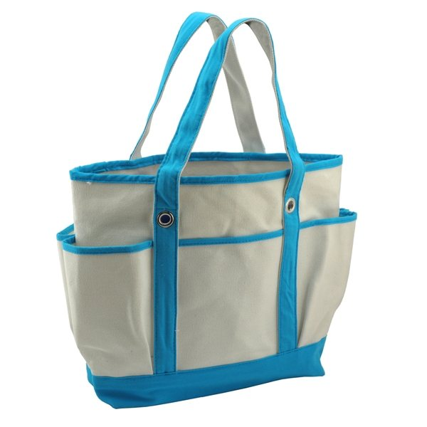Promotional Cotton Canvas Boat Totes