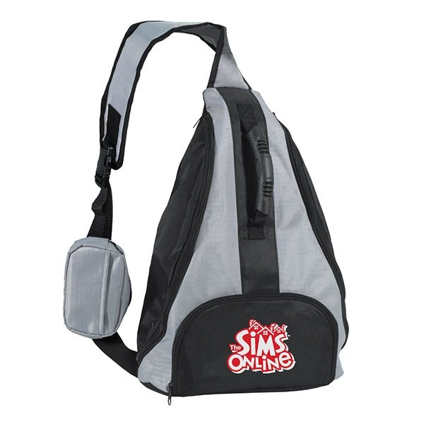 Promotional Jersey Mesh Cinch Bag