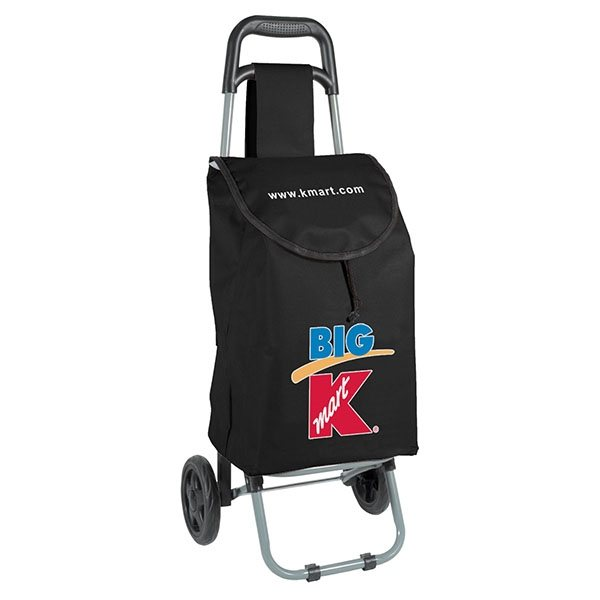 Promotional Foldable Trolley / Shopping Cart