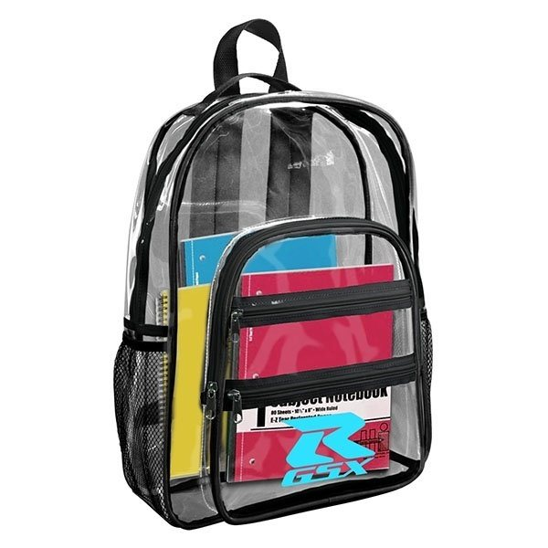 Promotional PVC Clear Back Pack