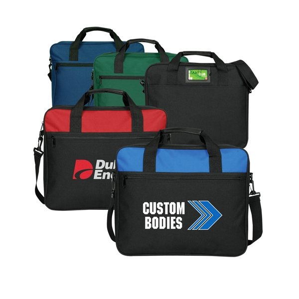 Promotional Basic Polyester Briefcase