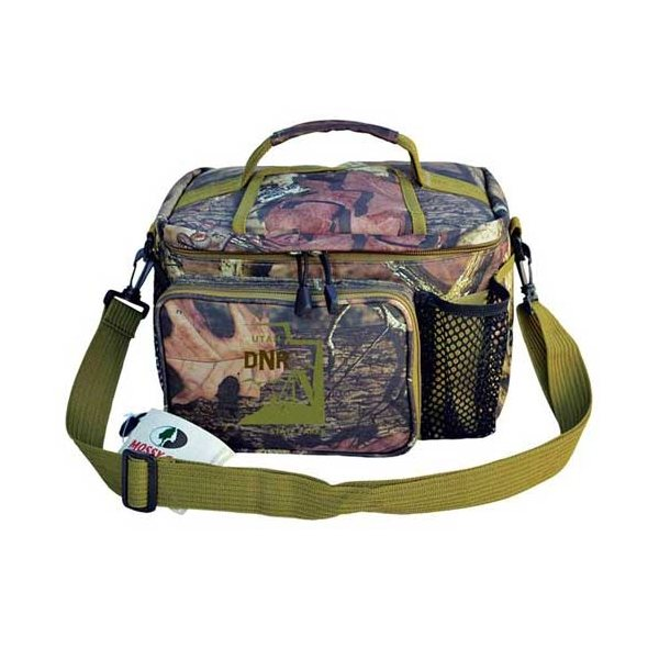 Promotional Mossy Oak(R) Camo Outdoor 12- Pack Cooler