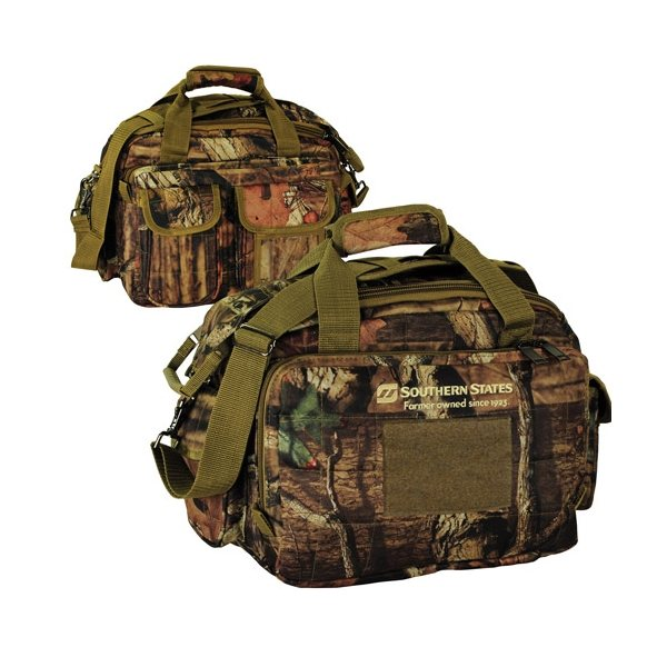 Promotional Mossy Oak(R) Camo Multi - Function Tactical Range / GO Bag