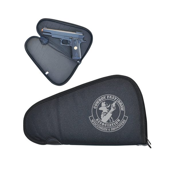 Promotional Pistol Bag with D loop