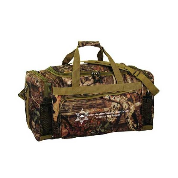 Promotional Mossy Oak(R) Camo 17 Outdoor Duffel