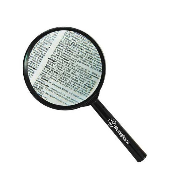 Promotional 1.85x Hand Held Magnifier