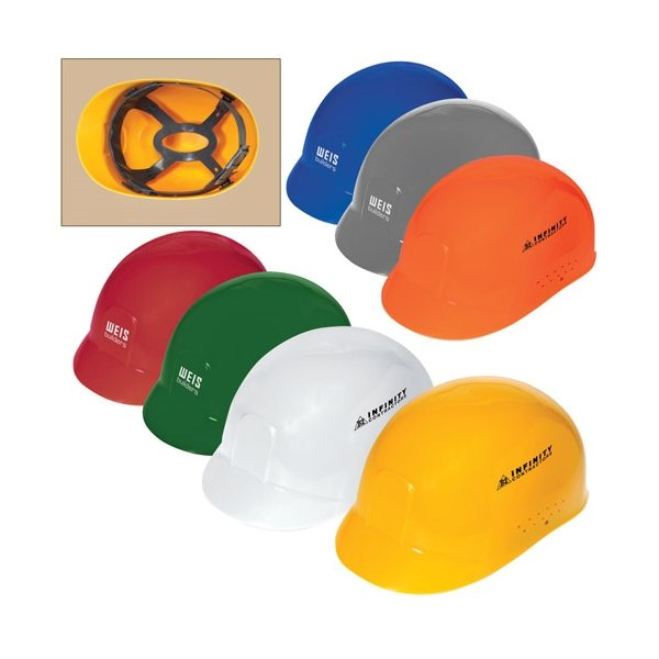 Promotional Bump Cap with 4- Point Pinlock Suspension