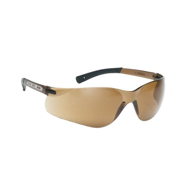 Promotional Lightweight Wrap - Around Safety Glasses / Sun Glasses